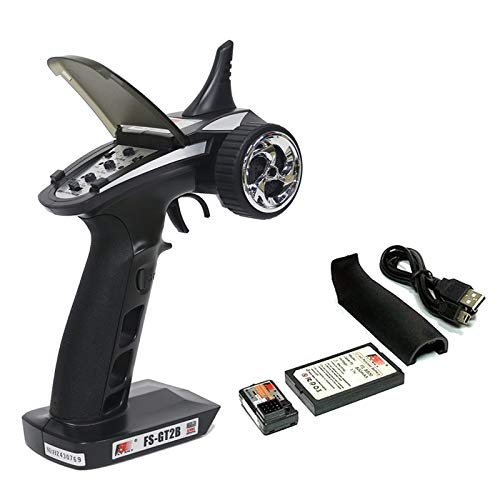 Flysky RC 3 Channel Remote Controller Radio Transmitter GT2B for