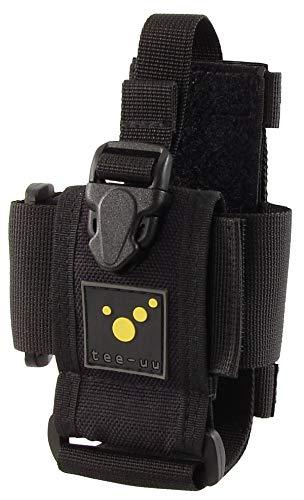 tee-uu RING XL Smartphone-Holster (für den sicheren Transport von großen Smartphones)