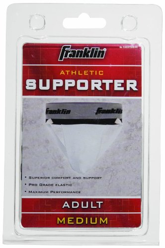 Franklin Sports Adult Athletic Supporter (X-Large)