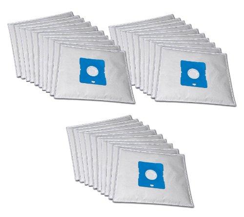 30Premium sacchetti per aspirapolvere adatto per Trisa 9075, 9076, 9084, 9430sacchetti