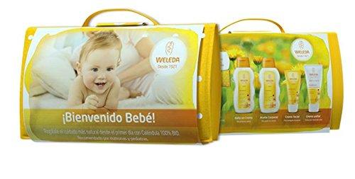 Weleda - OF10068 - Set Bienvenida Recién Nacido Weleda 0m+