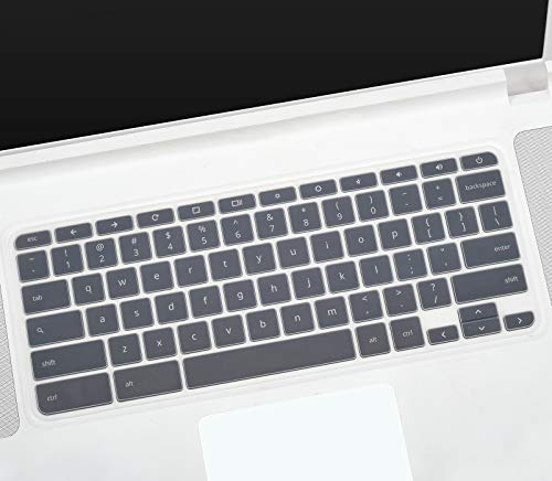 Keyboard Cover Compatible 2019/2018 Lenovo Chromebook C330 11.6'/Lenovo Flex 11 Chromebook/Lenovo Chromebook N20 N21 N22 N23 100e 300e 500e 11.6'/Lenovo Chromebook N42 N42-20 14' Keyboard Skin, Clear