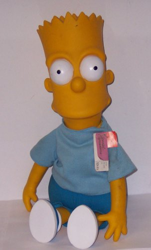 Talking Bart Simpson 18' INCHES
