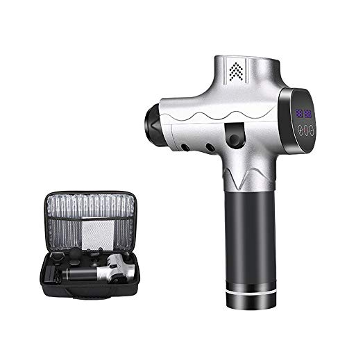 Buy Bargain FeliciaJuan-hm Percussion Massage Gun Percussion Massage Gun for Athletes, 20Speeds Prof...