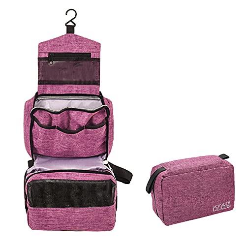 FENRIR Beauty Case da Viaggio, Appeso Toiletry Organizer Travel trousse borsa per donne e ragazze e uomini,perfetto per viaggio all'aperto