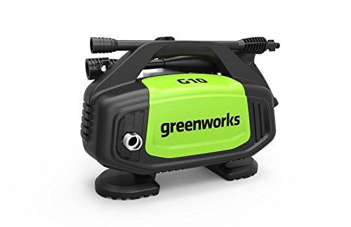 Greenworks hogedrukreiniger G10 100bar 1300W - 5103807