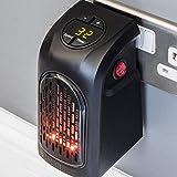 Outlet Mini Electric Llama Calentador Eléctrico De La UE Calentador De Aire PTC Calentador De Cerámica Estufa Pared Fan Mano del Hogar De Radiador