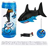 HHtoy Mini 3ch rc Shark Fernbedienung elektrische langlebige Fisch Boot Submarine Spielzeug...