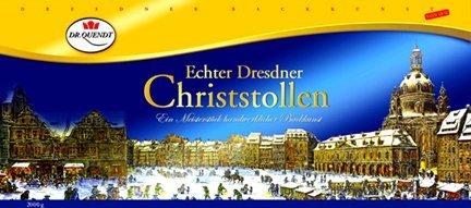 Echter Dresdner Christstollen by Dr. Quendt