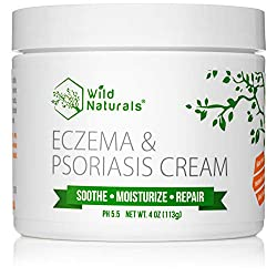 cheap Wild Naturals Atopic Dermatitis  Psoriasis Cream – For dry, inflamed skin against itching, dermatitis, alcohol and more.