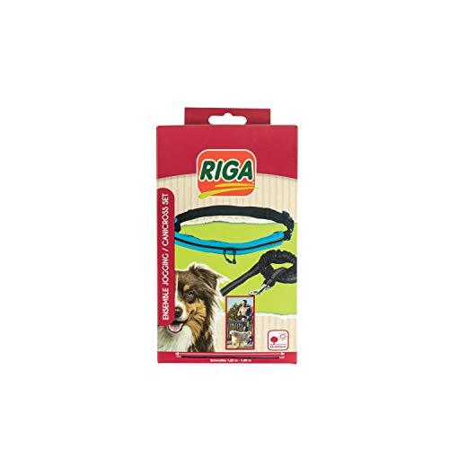 Riga Canicross Ceinture/Laisse pour Chien
