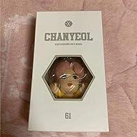 exo チャニョル chanyeol キーリングストラップ