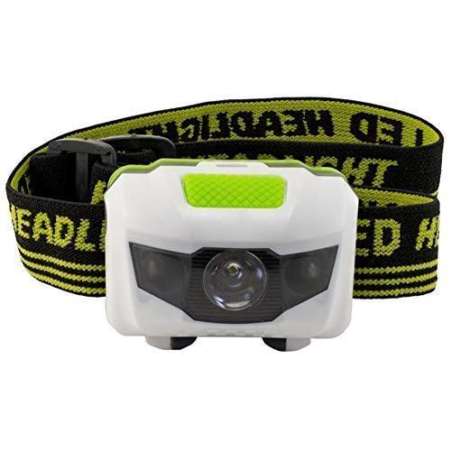 CCLLA Núm. de Faros Delanteros Mini 2 Modos de 160 LM R3 Linterna LED para Exteriores Faros Delanteros Faros Delanteros Lámpara Antorcha Lanterna con Diadema Antorchas estándar Herramientas Manual