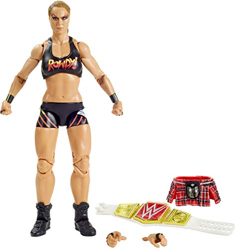WWE Ronda Rousey Elite Collection Figura de acción