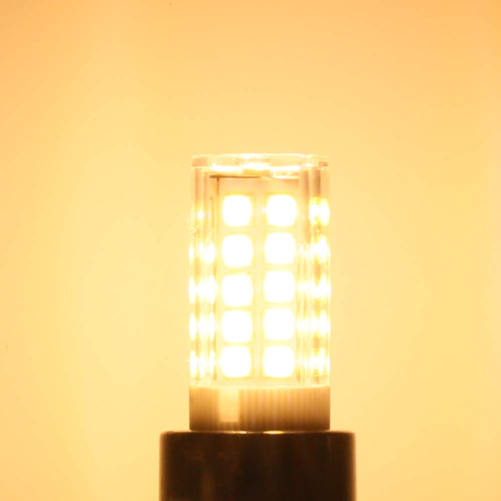 Bombillas E14 LED, RANBOO, 5W Equivalente a Bombillas Halógena de 40W Blanco Cálido 3000 K 330lm AC 220-240V, 360 ° Ángulo de Haz, No Regulable, 10 Unidades: Amazon.es: Bricolaje y herramientas
