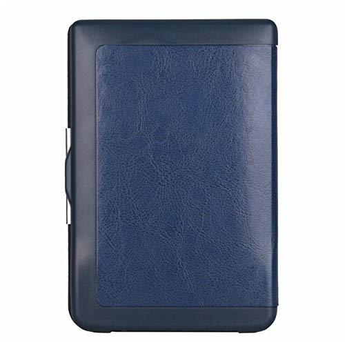 XXIUYHU Brieftasche Touch Lux2 Aufklappen Taschenbucheinband Pocketbook 623 622 E-Book E-Reader TascheSchwarz