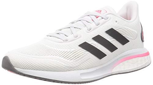 adidas Damen Supernova W Sneaker, Ftwbla/Gricin/Rossen, 38 EU