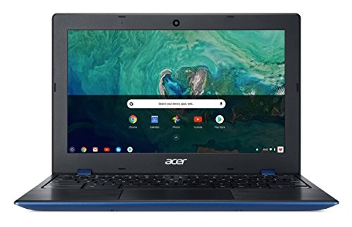 Acer Chromebook 11 CB311-8HT-C3WG 11,6' HD IPS Tactile Bleu (Intel Celeron, 4 Go de RAM, 32 Go eMMC, HD Graphics 500, Chrome OS)