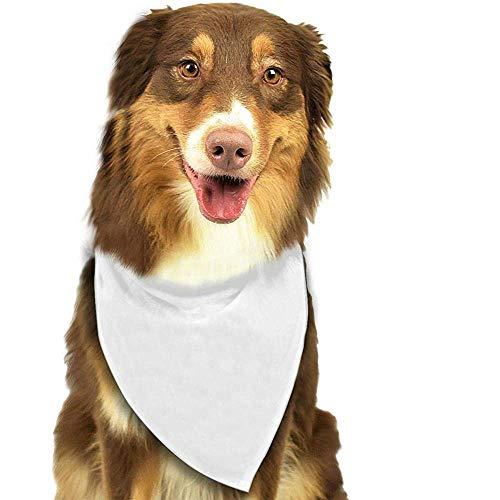 YAGEAD Hund Bandana Welpen und Haustier Bandanas, Frohe Weihnachten Schneeflocken und auf schwarzer Tafel Feiertagsbeschriftung geschrieben in weißem Kreide-Haustier-Schal
