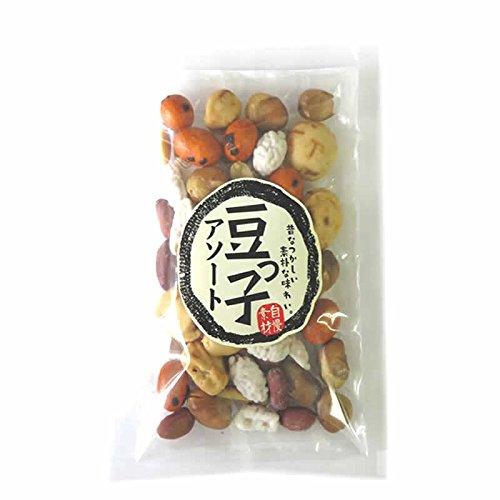 大地の生菓 5種類のお豆セット 65g おつまみ マメ 節分 お菓子 おやつ つまみ 珍味