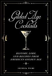 Gilded Age Cocktails book cover