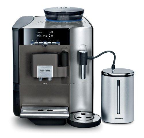 Siemens TE706501DE Volautomatische koffiemachine EQ.7 Plus (2,1 l, 1700 Watt,) graniet