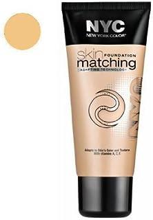 NYC Skin Matching Foundation, Fair 685, 30ml
