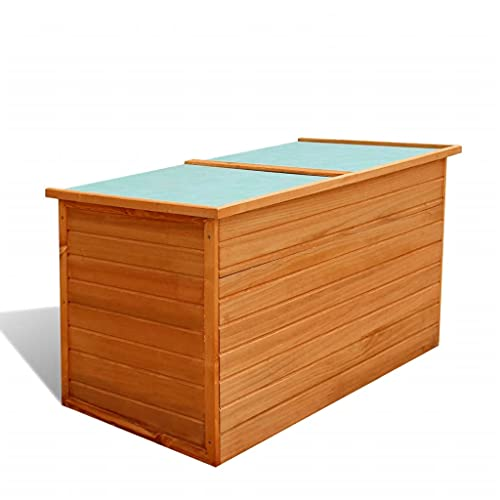 Arcón de madera vidaXL
