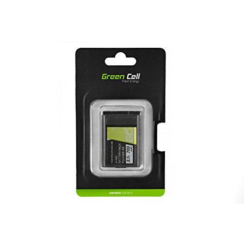 Green Cell® Batteria per Fujifilm FinePix JX420 Fotocamera Digitale (Li-Ion celle 700mAh 3.7V)