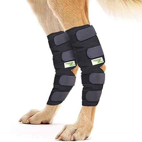 Lepark Rear Dog Leg Brace
