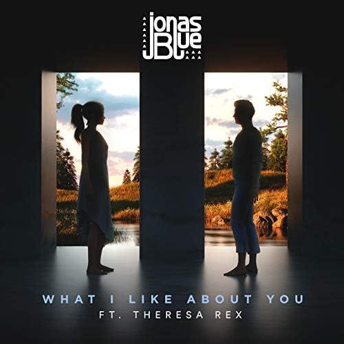 Jonas Blue feat. Theresa Rex