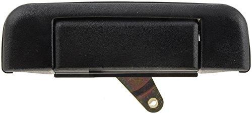 Dorman 77103 Tailgate Handle for Select Toyota Models, Black