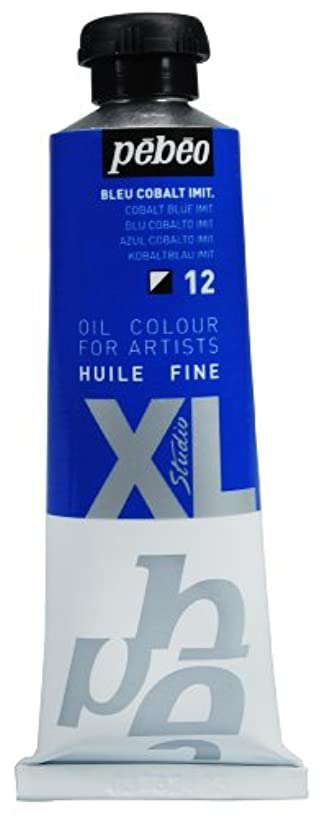 Pebeo Studio Xl Fine Oil 37-Milliliter, Cobalt Blue Hue