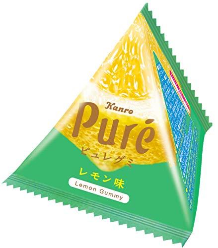ピュレグミ プチ三角レモン 24袋