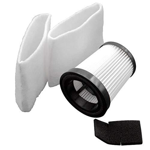 vhbw Set filtros Hepa aspirador para aspiradoras Dirt Devil M2881-6, M2881-7, M2881-8, M2881-9