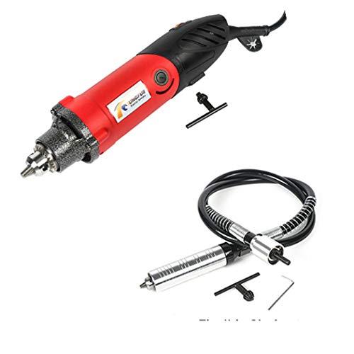 Graveur perceuse électrique gravure stylo broyeur Mini perceuse bricolage perceuse outil rotatif électrique Mini-broyeur rectifieuse A5668 D-Shaft