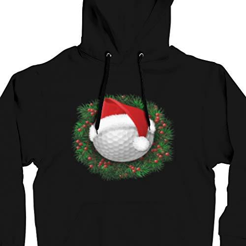 O3XEQ-8 Sudadera para hombre con diseño de golf, con bolsillo, comodísimo, color...