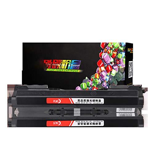 VNZQ Cartucho de tóner TN-1070 compatible con Brother Printer HL-1110 1111 1112 1210W MFC-1810 1910W DCP-1510 1511 1610W (2 unidades)