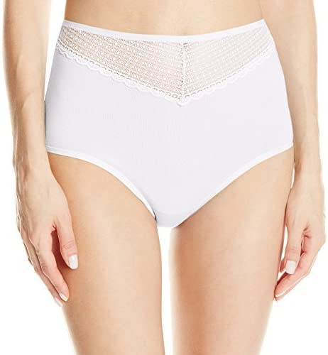 Max 63% OFF Vanity Fair online shop Women's Cotton Beautifully Smooth Lace Brief with Pa