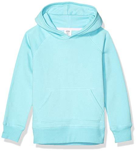 Preisvergleich Produktbild Amazon Essentials Pullover Sweatshirt fashion-hoodies,  aqua,  4T