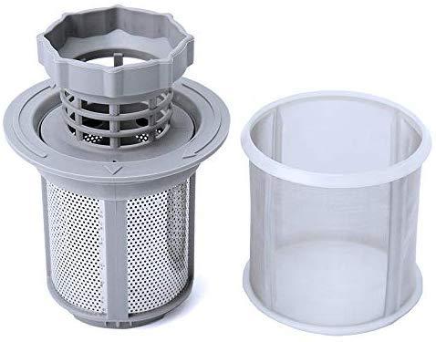 427903 Micro Filtro de Malla Compatible con Lavavajillas Bosch Neff Siemens por Poweka