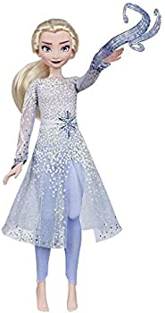Disney Frozen Magical Discovery Elsa Doll With Lights & Sounds