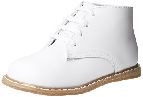 BABY DEER High Top Leather First Walker