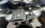 Adhesivo 3D Gel para Placa Dirección Compatible para Moto Yamaha - FZ8