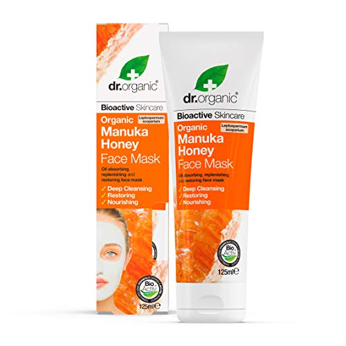 Dr Organic - Organic Manuka Face Mask 125ml by Dr. Organic