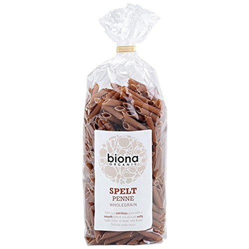 Biona ORG Wholemeal Spelt Penne (500g) – X 3 Pack Savers Deal by
