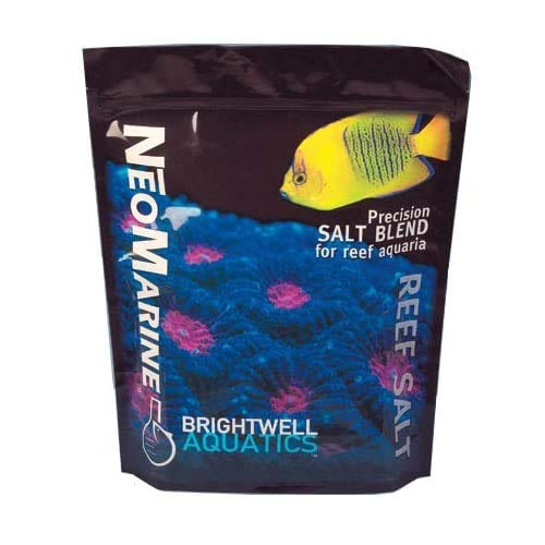 Brightwell Aquatics NeoMarine - Marine Salt Blend for Reef Aquarium