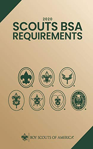 Scouts BSA Requirements Book 2020