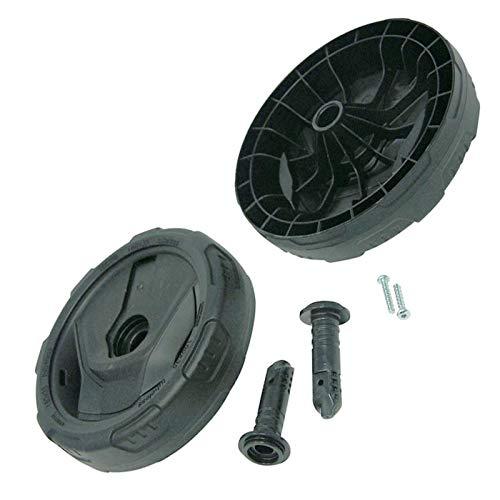 Karcher K4 K5 Hochdruckreiniger Ersatzrad Set 9.002-438.0/90024380