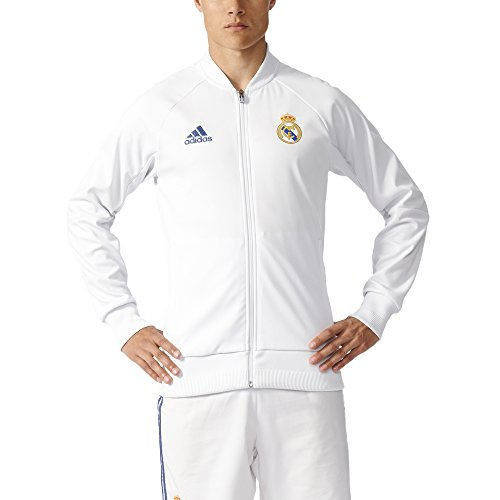 adidas Men's Real Madrid Anthem Track Jacket (M)